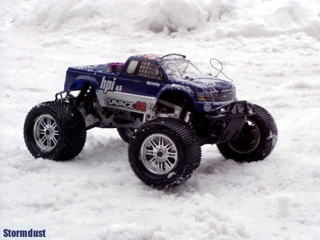 HPI Savage 4.6 Super Sport