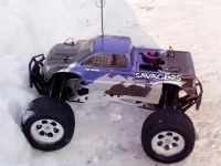 HPI Savage 25 Limited Edition